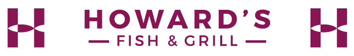 howards fish and grill benfleet fish and chips logo